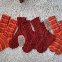 Kivijärven sukkia äideille