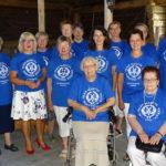 Levänomaisten martat yhdistyksen 70-vuotisjuhlissa