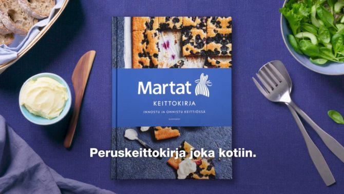 Marttojen Keittokirja
